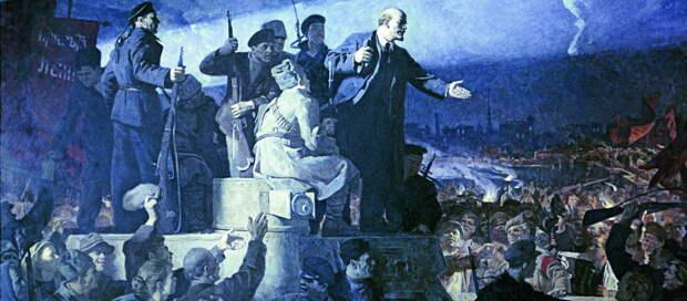Большевики до сих пор наводят ужас на российских либералов