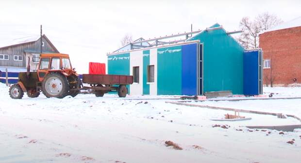 ФАП в Селтинском районе пообещали сдать в декабре