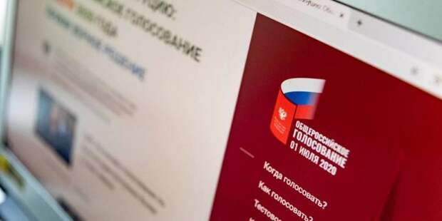 Явка на онлайн-голосование по поправкам к Конституции превысила 90%. Фото: mos.ru