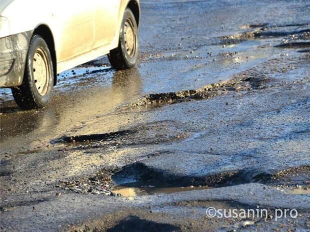 9 участков дорог отремонтируют в 2021 году в Ижевске по нацпроекту БКАД