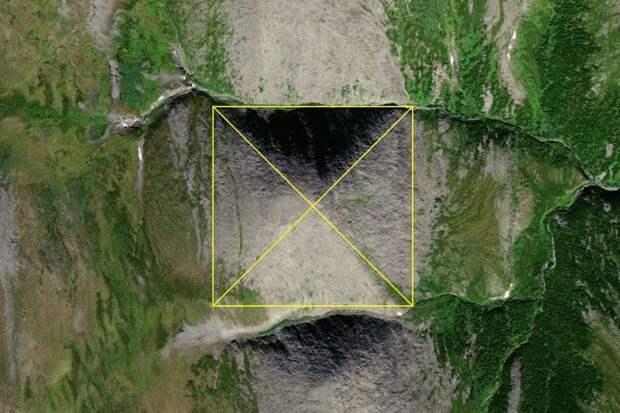 В России обнаружили гигантскую пирамиду