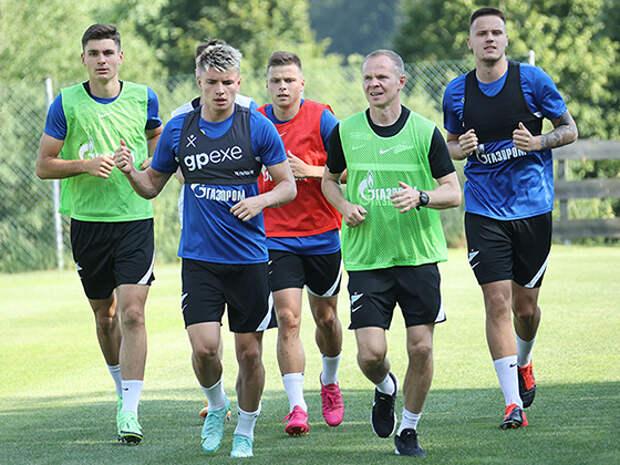 Сергей Семак: Пригласили молодых талантливых футболистов, чтобы посмотреть на них в этих условиях