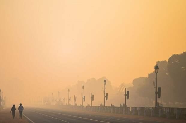 Названа самая страдающая от глобального потепления страна