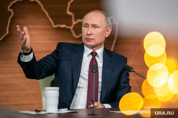 Путин назвал увеличение доходов россиян главной задачей
