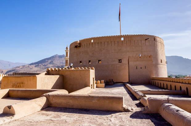 Знакомство с достопримечательностями Омана