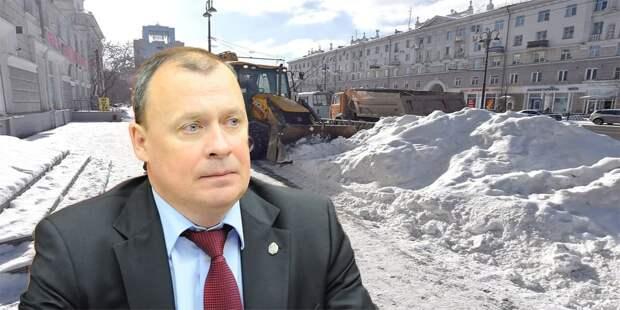 Куйвашев наслал «стихию» Орлова