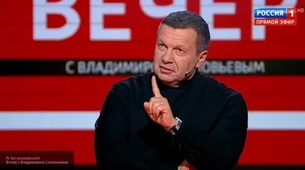 """Соловьев о """"Шугалей–2"""": надеюсь, что скоро наши сограждане вернутся домой"""