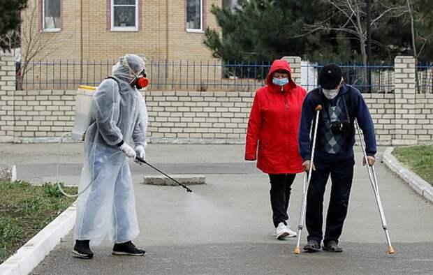 Определены районы Москвы с высоким и низким риском заразиться COVID-19