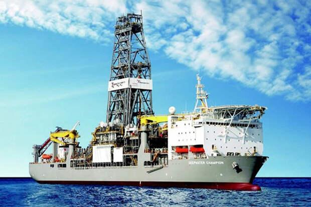 ExxonMobil в Гайане