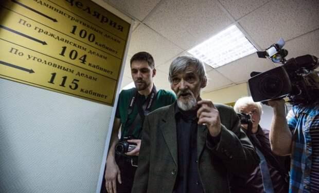 """Либер-шок: """"историку Дмитриеву"""" увеличили срок за педофилию с 3,5 до 13 лет"""