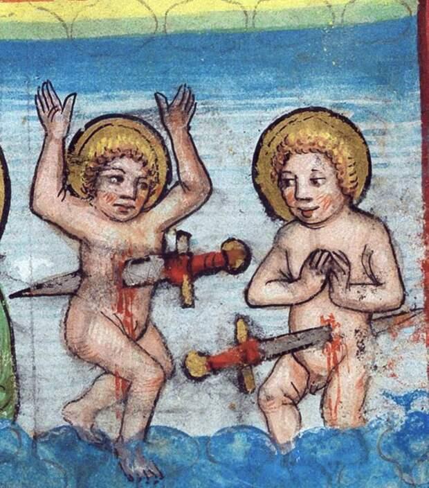 Странное средневековье