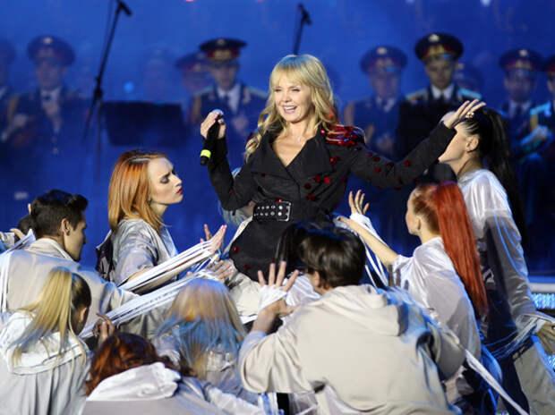 Валерия закатила скандал Пригожину из-за «Ленинграда»