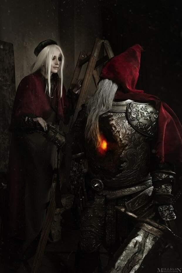 Косплей недели: Warframe, The Witcher, Diablo II, Dark Souls III, World of Warcraft
