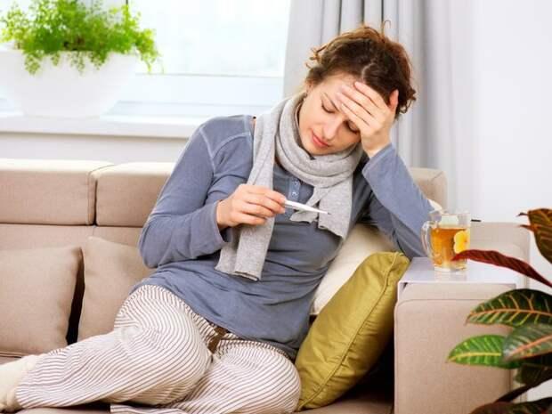 Врач рассказала об особенностях течения гриппа сразу после COVID-19