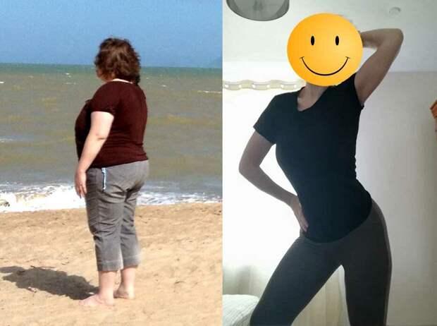 Как я сбросила 50 кг и в 40 лет стала выглядеть моложе, чем в 30