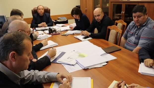 Новую школу в Климовске планируют подключить к сетям газоснабжения