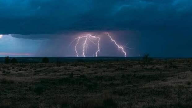 Ждите новой грозы. Прогноз погоды в Алтайском крае на 4 августа