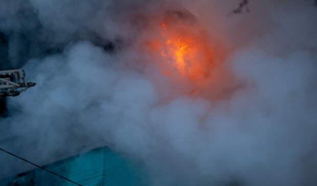 Предупреждение о высокой пожарной опасности продлено вСвердловской области