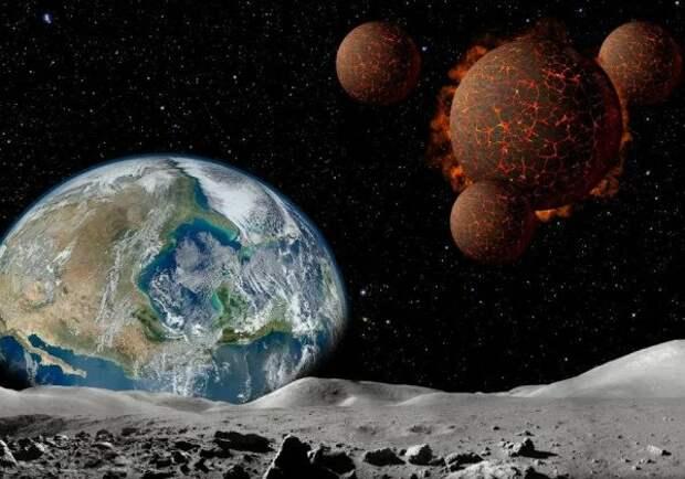 Нибиру неумолимо приближается к Земле (фото: интернет-открытые источники)