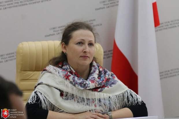 Аксенов уволил Юлию Жукову с поста вице-премьера