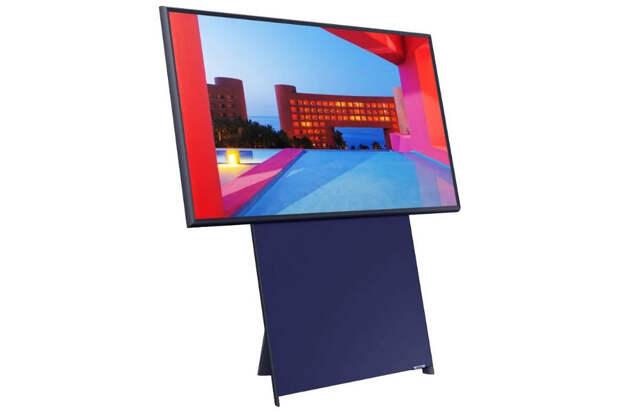 Вертикальный телевизор