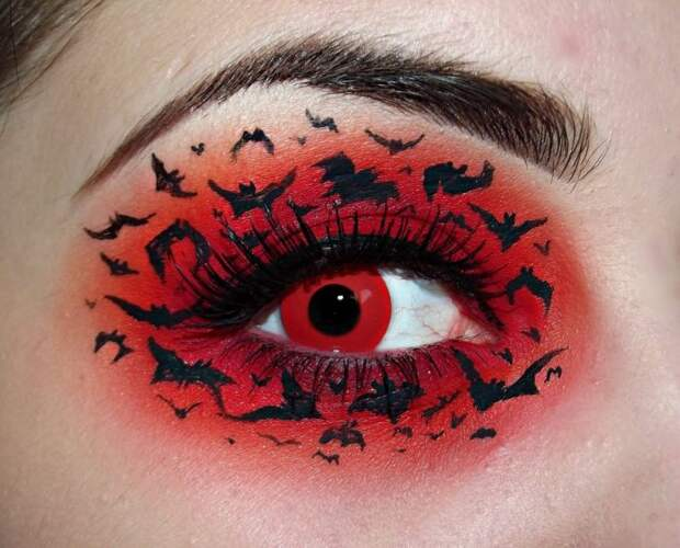 Обалденный сказочный макияж