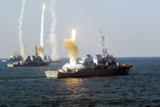Подступы кКрыму, перехватив иностранные, блокировали 20 кораблей ЧФ ВМФ РФ
