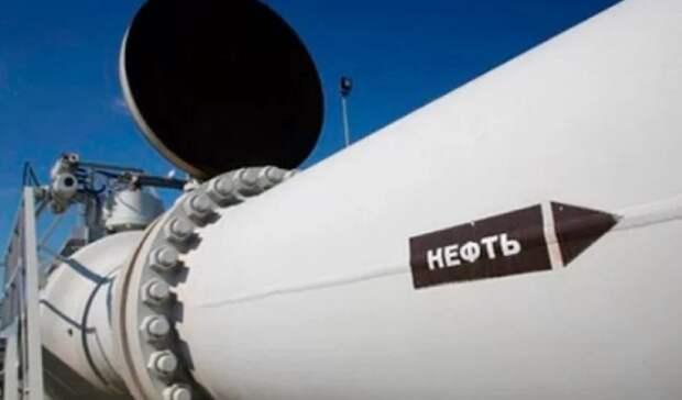 Почти на41% сократился экспорт российской нефти в2020 году