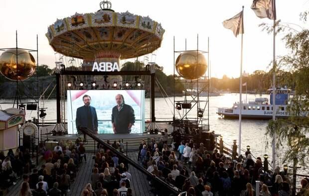 2 сентября на виртуальной пресс-конференции в Лондоне участники группы ABBA презентовали 2 новые композиции