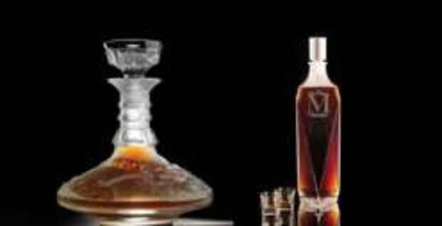 В Эдинбурге продали самый дорогой виски