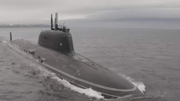 """Ходовые испытания АПЛ """"Белгород"""" вызвали замешательство у американских экспертов"""