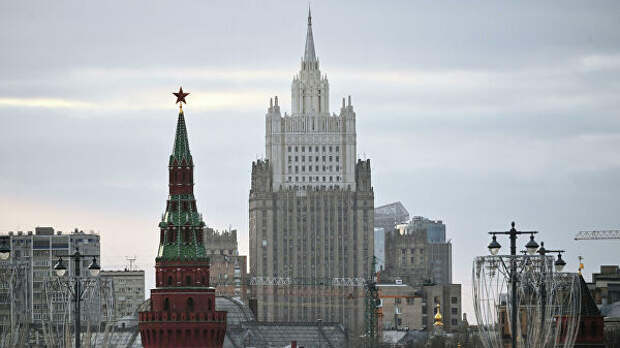 """""""Если захотят"""". РФ подтвердила готовность к диалогу с США по Сирии"""