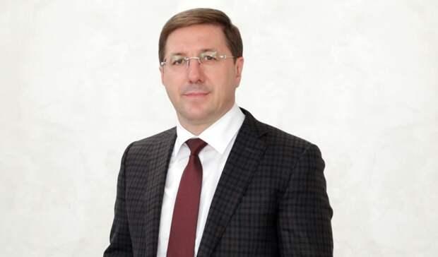 Александр Сергиенко ушёл споста руководителя местного отделения «Единой России»