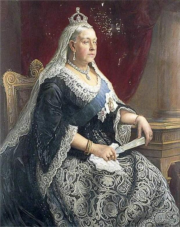 Королева Виктория. / Фото: www.demiart.ru