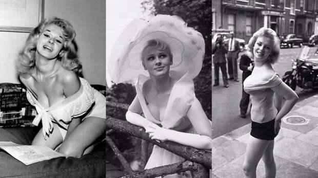 25 соблазнительных фотокарточек сердцеедки Сабрины, британской Мэрилин Монро