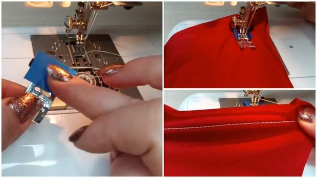 Находчивости этой мастерицы позавидуют даже в ателье: швейные трюки и полезности, способные облегчить работу