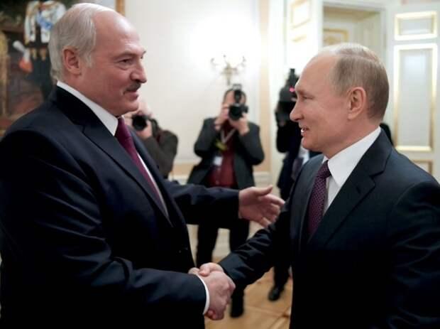 Путин и Лукашенко в третий раз за четыре дня провели телефонный разговор