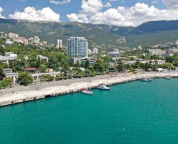 Семь городов Крыма попали в десятку лучших для отдыха в бархатный сезон