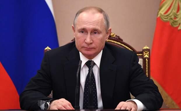 Путин призвал отказаться отбессмысленных требований всоциальной сфере