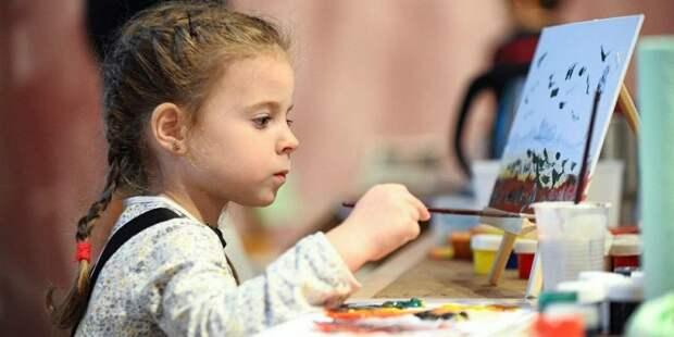 Наталья Сергунина рассказала об онлайн-конкурсе семейного творчества. Фото: mos.ru