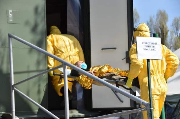 В ВСУ царит полнейшая коронавирусная вакханалия