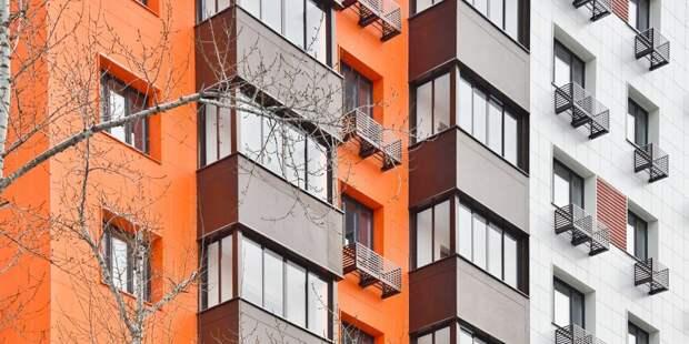 В жилом комплексе на Ленинградском шоссе началось строительство последнего дома