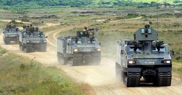 «Оккупанты» нервно курят: Латвия закупила металлолом вместо боеспособного вооружения
