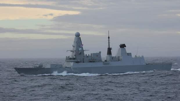 Журналист BBC заявил, что британский эсминец намеренно нарушил границы РФ в Черном море