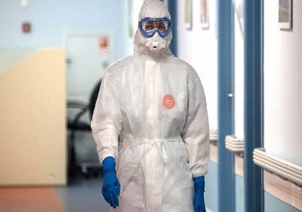 23 564 новых случая заболевания коронавирусом было выявлено в России за минувшие сутки