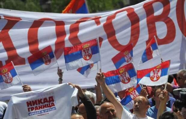 «Вы— наша единственная надежда»: косовские сербы написали письмо Путину