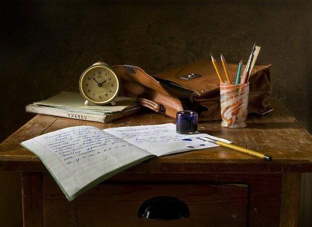 Школьные принадлежности/Фото: pixabay.com