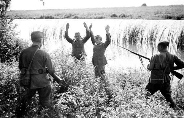 Сдача в плен на Великой Отечественной: главные ошибки «фрицев»