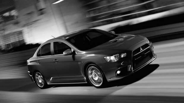 Mitsubishi провожает Lancer Evolution в последний путь