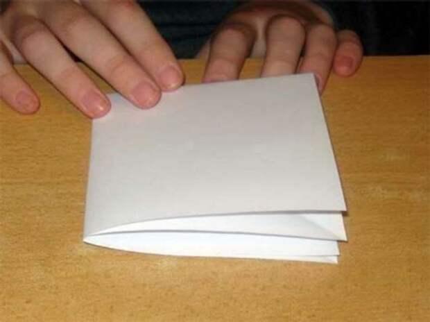 Это не удавалось никому — почему лист бумаги нельзя сложить более 7 раз (+видео)